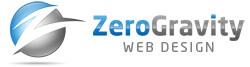 zero gravity web design logo